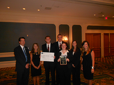USI team wins national accounting competition for fourth time