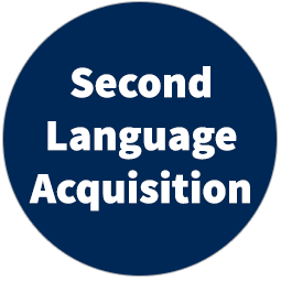 Thesis in second language acquisition