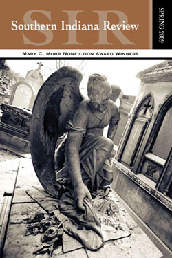 Southern Indiana Review cover Spring 2009