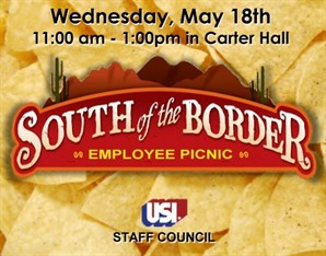 Employee Picnic South Of The Border Theme