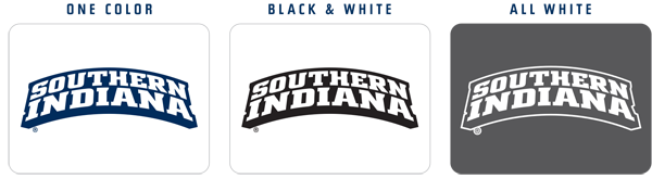 Athletics Colorvar Southernindianawordmark