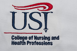 College of Nursing polo