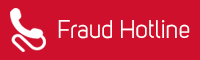 Fraud Hotline Button