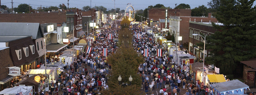 Events festivals university of southern indiana for Ferdinand indiana craft show