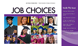 NACE Job Choices Diversity