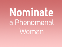 Phenomenal Women Nomination