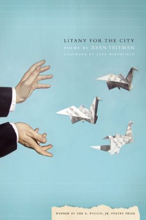 Litany for the City - book cover