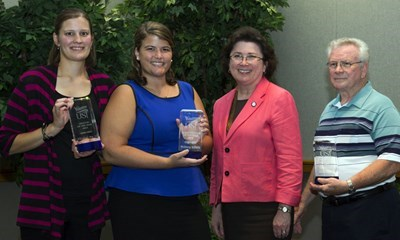 Volunteer USI announces 2014 Volunteers and Mentor of the Year