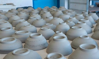 Empty Bowls and Silent Auction to be held November 8