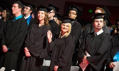 USI Fall Commencement brings alumni ranks to more than 36,000