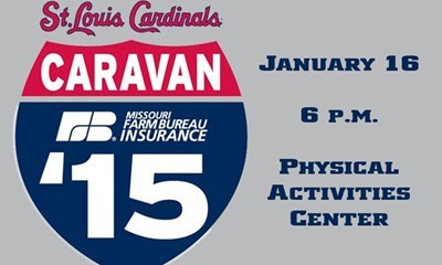 Cardinal Caravan coming to USI