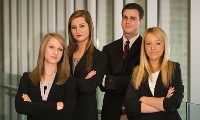 Accounting team places third in national competition