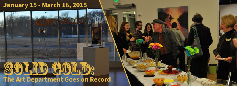 Solid Gold: The Art Department Goes on Record