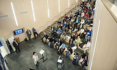 Pitch your big idea at Startup Weekend Evansville