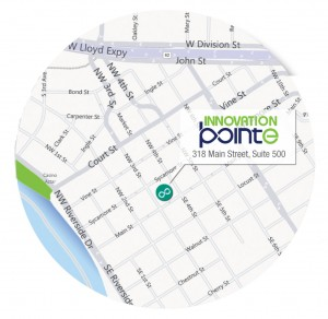 Innovation Pointe Map