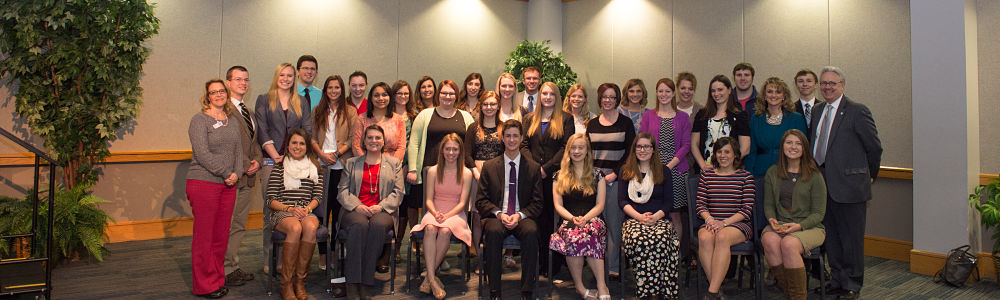2015 Presidential Scholarship Luncheon