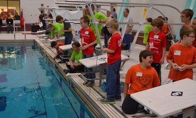 Local teams going to national SeaPerch competition