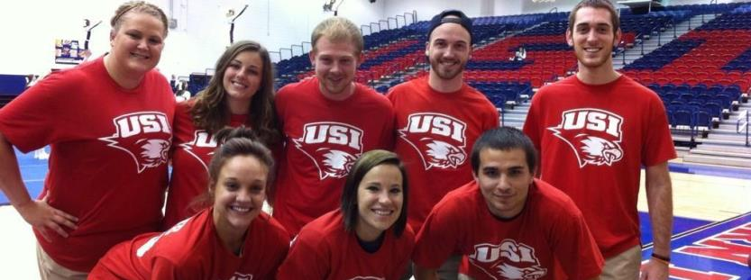 Student recreation and fitness employees