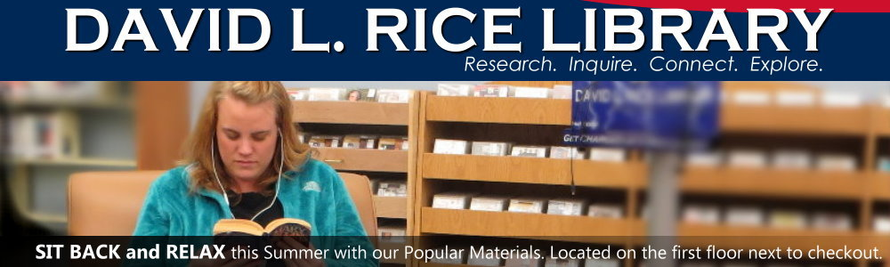 Welcome to Rice Library!