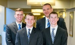 USI team wins IMA case competition for fifth time