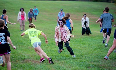 Zombies have USI on the run