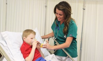 Respiratory Therapy Program adds bachelor of science degree