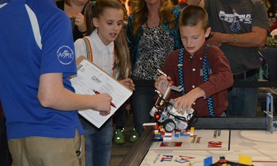 Applications being accepted for LEGO® robotics competition