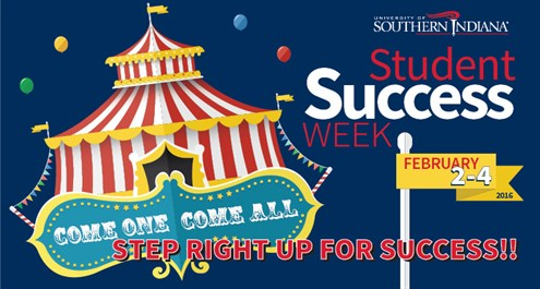 Student Success Week Image 2016