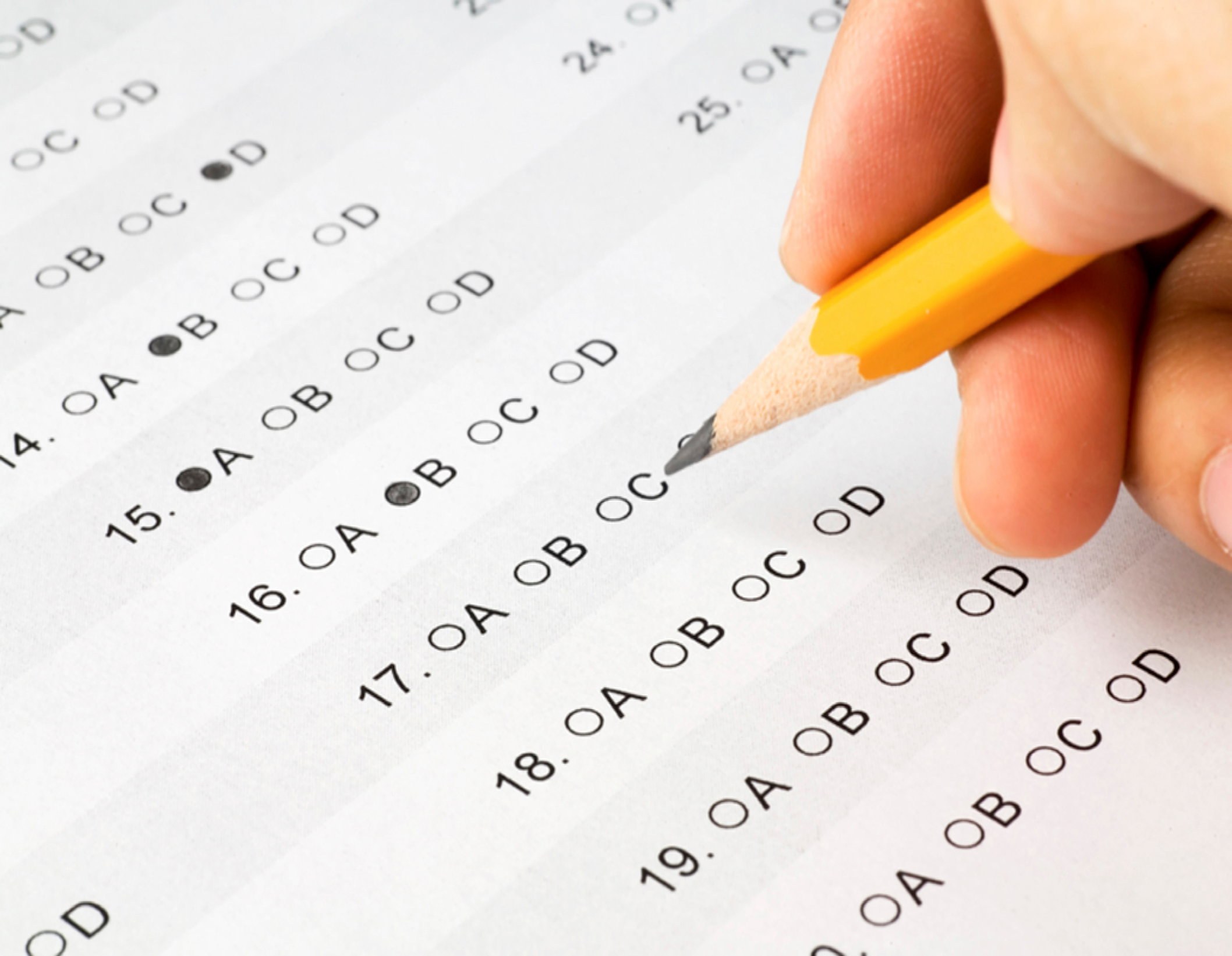 scantron exam