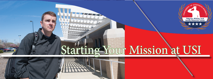Starting your mission at USI