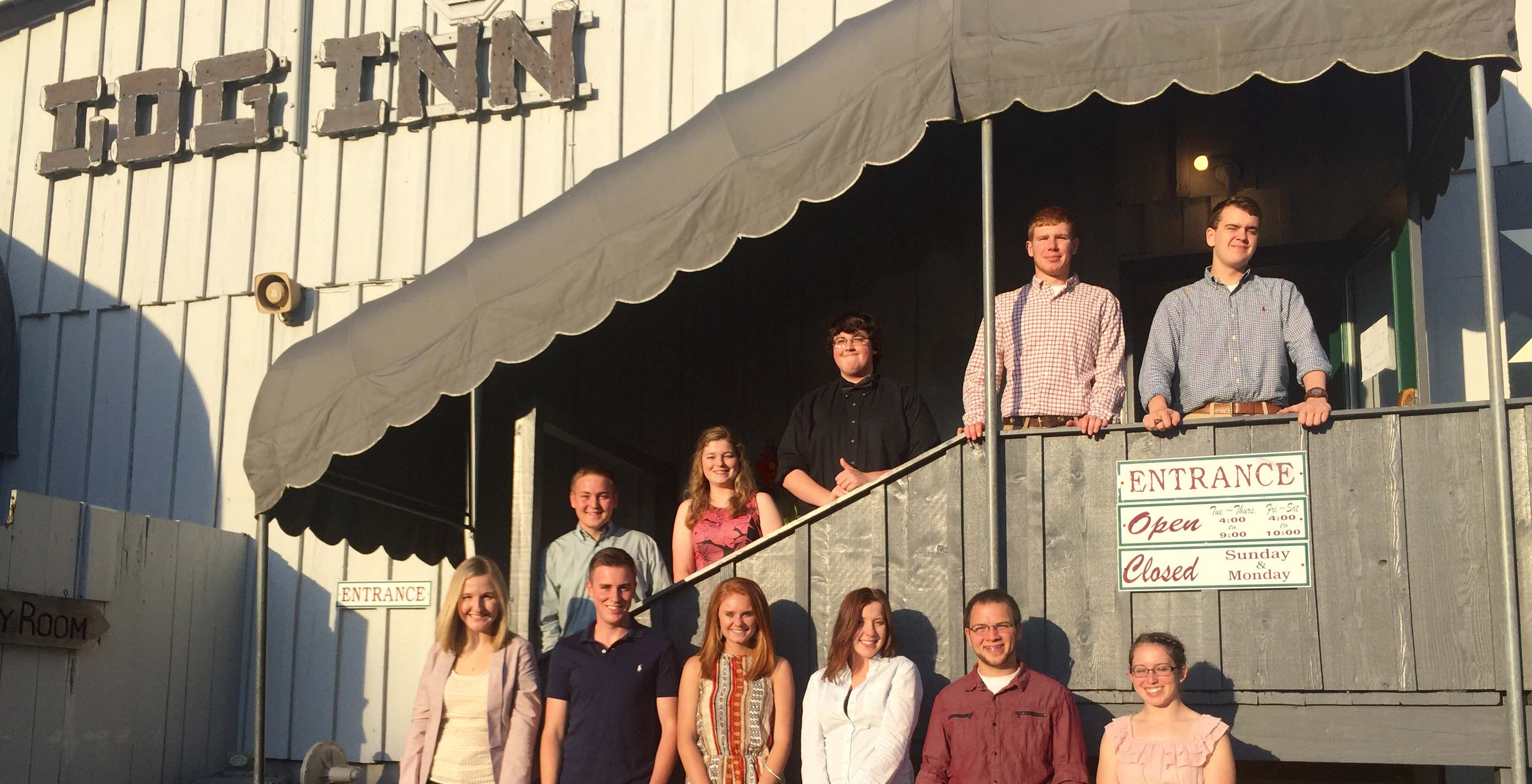 Tri-State Industrial Safety Council Scholarship Recipients