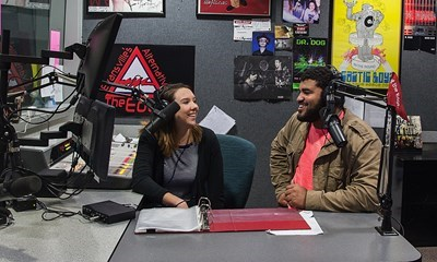 USI student radio station, The Edge, expands to 95.7 FM
