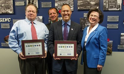 USI receives national award for its career services work with veterans and military
