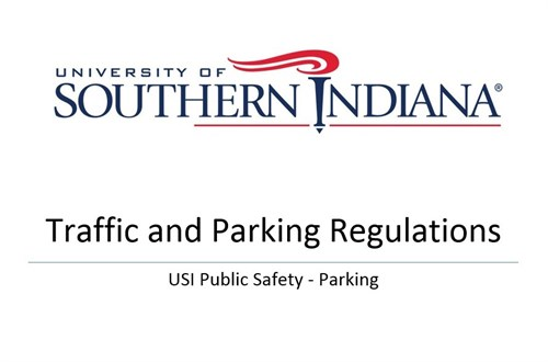 Regulation Cover Page