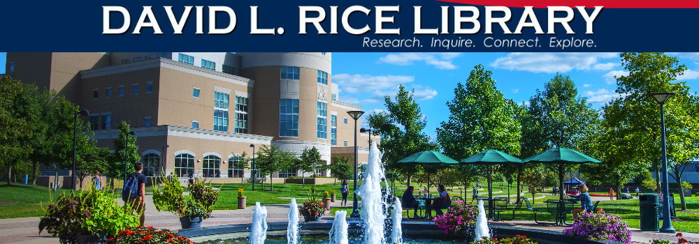 Welcome new and returning students to Rice Library!