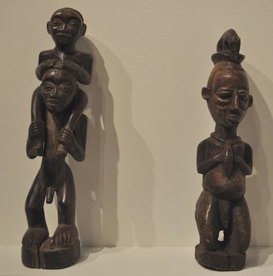 Congolese Figures