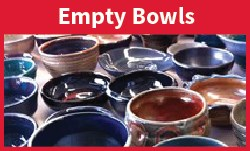 Empty Bowls button