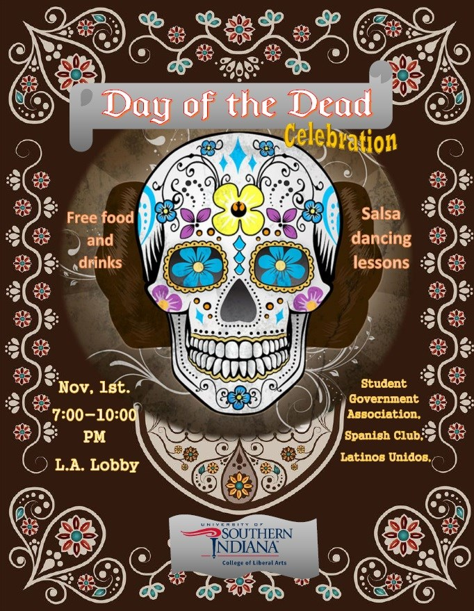 Celebrate life on the Day of the Dead