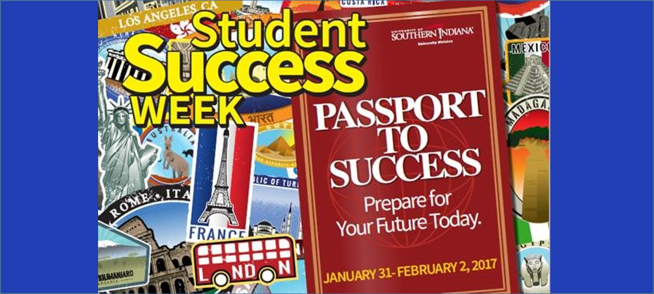 Student Success Week 2017