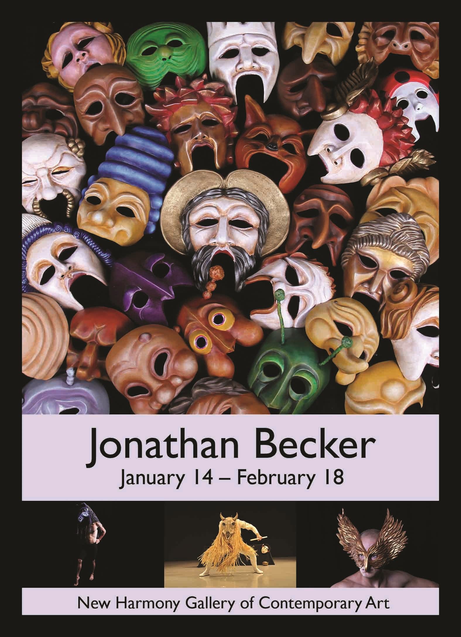 Jonathan Becker, January 14-February 18