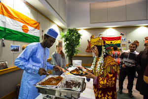International Food Expo Offers A Variety Of Cuisine And