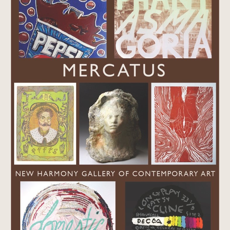 New Harmony Gallery hosts new exhibition Mercatus