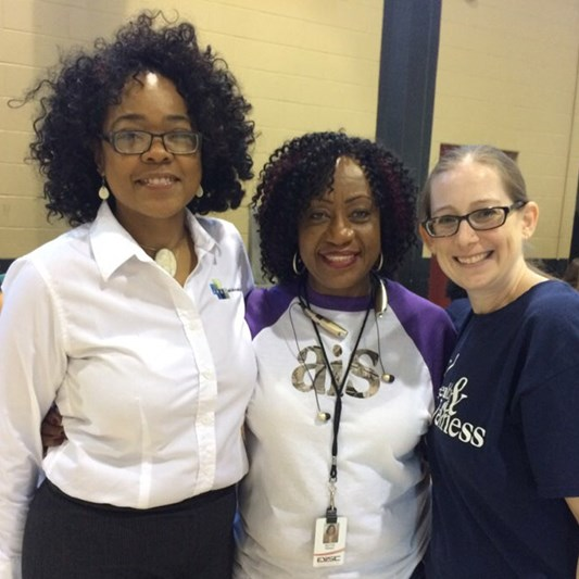 Students develop professionalism and organizing experience for wellness fair