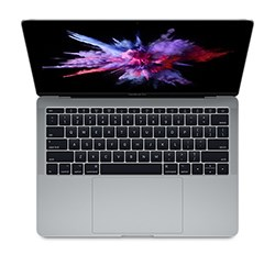 MacBook Pro - no touch bar