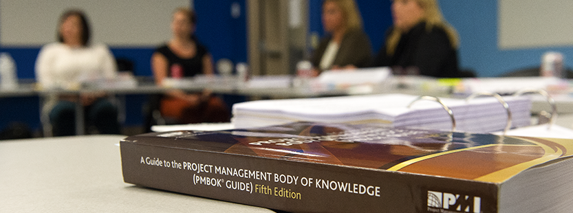 Project management institute book