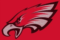 Red Eagles Logo