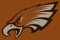 Brown Eagles Logo
