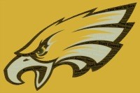 Gold Eagles Logo