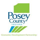 Posey County Economic Development Partnership logo