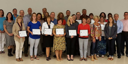 Image of Teacher Bootcamp Participants